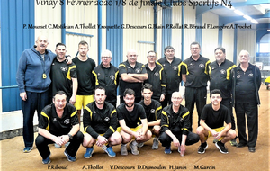 CLUB SPORTIF NATIONALE 3