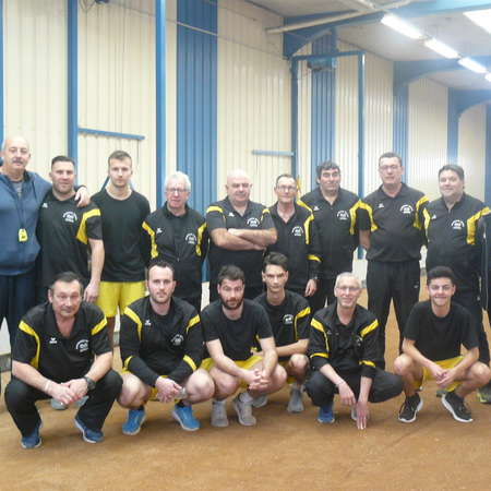 Phase finale club sportif N4